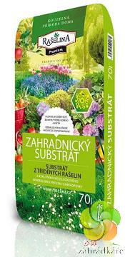 Soběslav substrát zahradnický B 70l
