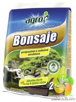 Substrát pro bonsaje 2 l