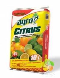 Substrát pro citrusy 10 l