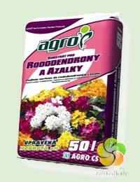 Substrát pro rododendrony 50 l