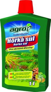 Hořká sůl hnojivo