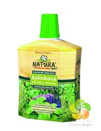 NATURA organické kapalné hnojivo na bylinky 0,5,l