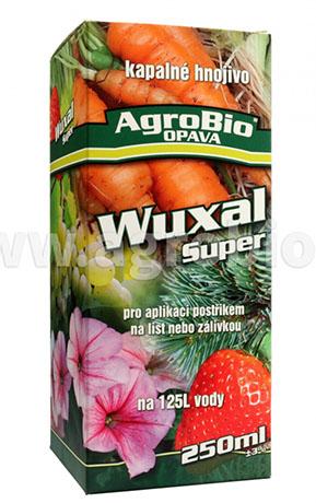 Wuxal Super 250 ml hnojivo