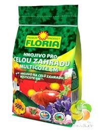 FLORIA Hnojivo pro celou zahradu 0,5kg Multicote