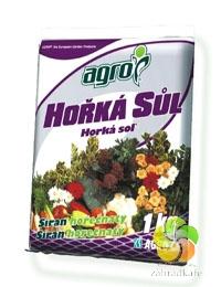 Hořká sůl 1 kg hnojivo