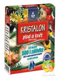 Kristalon PLOD a květ 0,5 kg hnojivo
