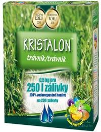 Kristalon Trávník 0,5 kg hnojivo