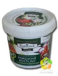 Premium - hnojivo na pokojové rostliny s lignohumátem 0,5kg