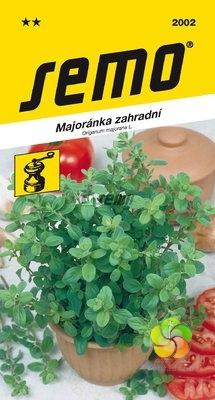 Majoránka zahradní MARIETTA (2002)