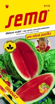 Meloun vodní GRANATE F1 (2115)