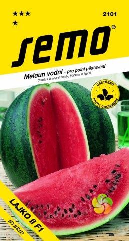 Meloun vodní LAJKO II F1 (2101)