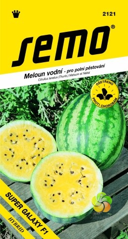 Meloun vodní SUPER GALAXY F1 (2121)
