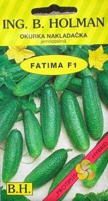 Okurka Fatima (Holman)