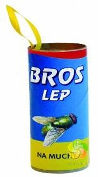 Mucholapka na hubení letajícího hmyzu 1 ks