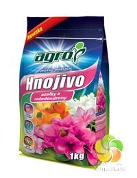 AGRO organo-minerální hnojivo pro azalky a rododendrony 1 kg