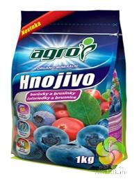 Hnojivo pro borůvky