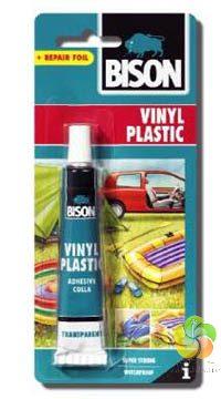 BISON Vinyl Plastic - lepidlo na měkké plasty
