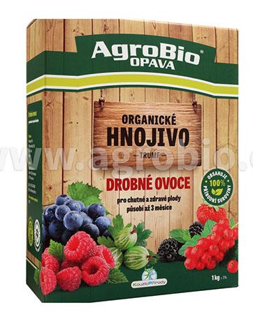 Kouzlo přírody Drobné ovoce - organické hnojivo - 1 kg