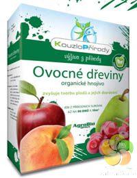 Kouzlo přírody Ovocné dřeviny - organické hnojivo - 1 kg