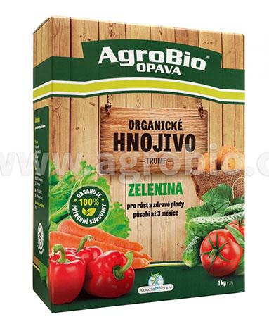 Kouzlo přírody Zelenina - organické hnojivo - 1 kg
