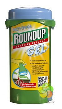 Roundup Gel - 150 ml herbicid