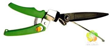 Nůžky na trávník otočné 33cm (45012)