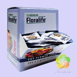 OASIS Floralife výživa pro květiny ve váze (200ks) á 5g