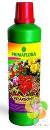 Hnojivo Primaflora pelargonie,muškát, balkonové květiny 0,5 l