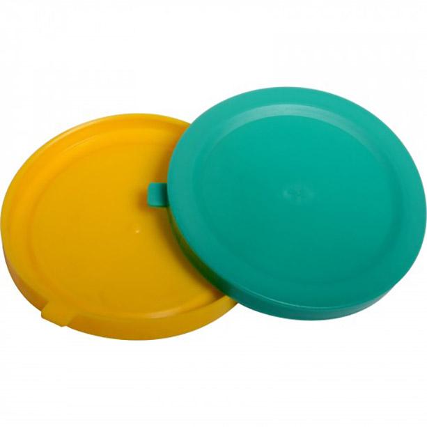 Víčko plastové na 0,7 l sklenici - mix barev
