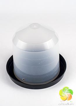 Napaječka klobouková pro drůbež 4 l