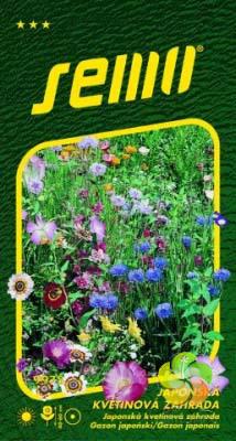 Směsi letniček Japonská květinová zahrada(9975)