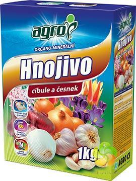 Organo-minerální hnojivo pro cibuli a česnek 1 kg Organo-minerální hnojivo pro cibuli a česnek 1kg