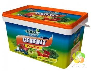 Agro Cererit Podzim 5kg