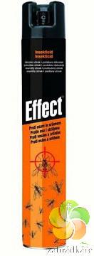 Effect Aerosol proti vosám a sršňům 400ml