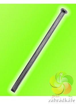 Kolík (hřeb) plastový k upevnění (neviditelného) obrubníku