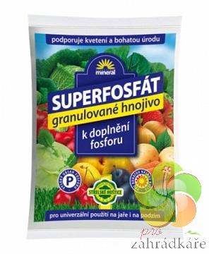 Superfosfát 2,5 kg hnojivo
