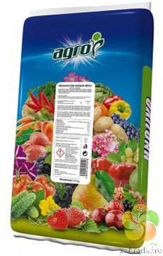 Agro Hnojivo pro vinnou révu 20 kg Podzimní hnojivo pro jehličnany 2,5 kg
