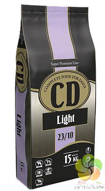 CD LIGHT - KOMPLETNÍ KRMIVO PRO PSY STARŠÍ A OBÉZNÍ 15 kg