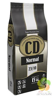 CD NORMAL - KOMPLETNÍ KRMIVO PRO DOSPĚLÉ PSY BEZ ZÁTĚŽE 15 kg
