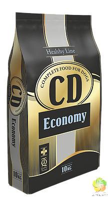CD ECONOMY - KOMPLETNÍ KRMIVO PRO PSY S BĚŽNOU AKTIVITOU 10 kg