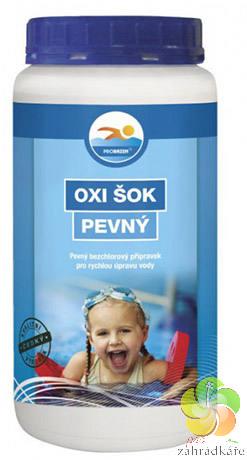 OXI ŠOK P 1,2 kg - bazénová chemie