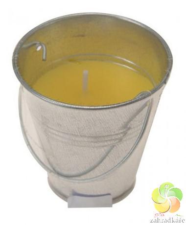 Citronella kyblík 65 mm