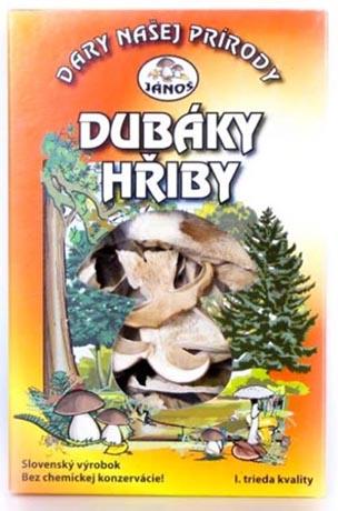 Dubáci - hřib smrkový krájený 20 g (sušené houby)