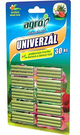 AGRO Univerzální tyčinkové hnojivo 30ks