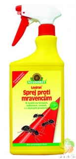 ND Loxiran - spray proti mravencům 750 ml