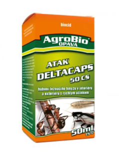 ATAK - DeltaCaps 50 ml